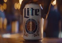 can of miller lite beer