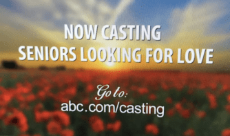 now casting seniors looking for love