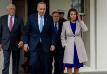 schumer pelosi democrats