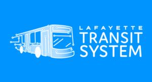 new lafayette transit system logo